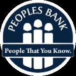 People's Bank Logo