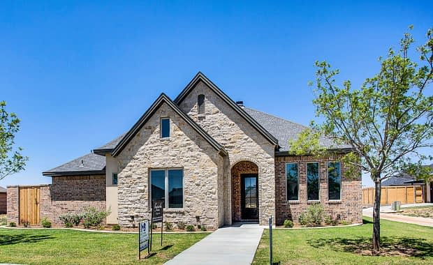Luxury Custom Home Built by Mike Becknal & Company in Lubbock's Southcrest Estates