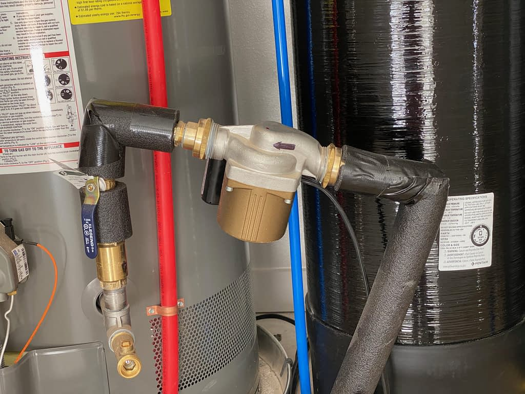 Mike Becknal & Co - Eco-friendly Hot Water Heater
