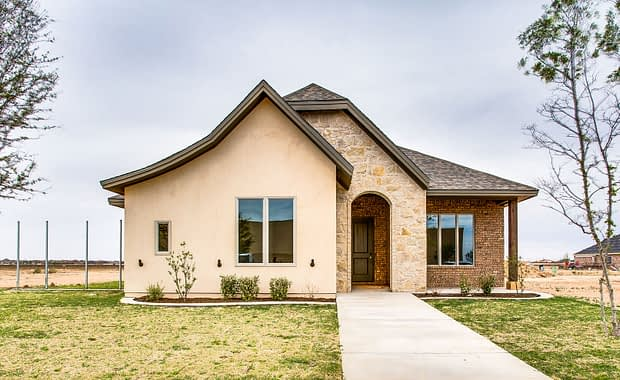 Luxury Custom Home Built by Mike Becknal & Company in Lubbock's Hatton Place