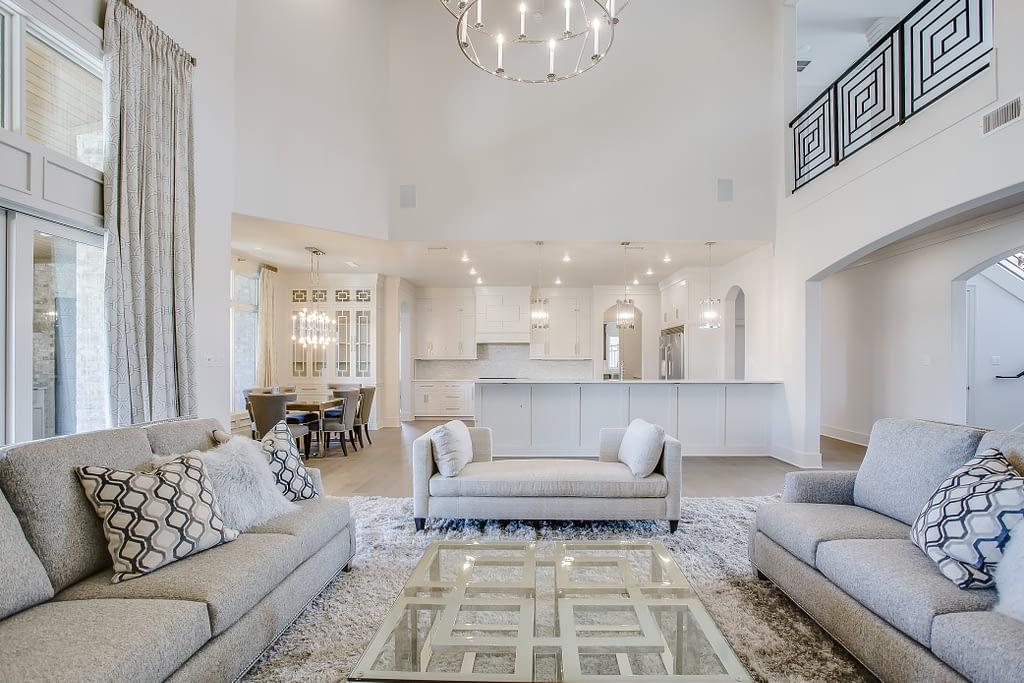 Luxury Custom Living by Mike Becknal & Co